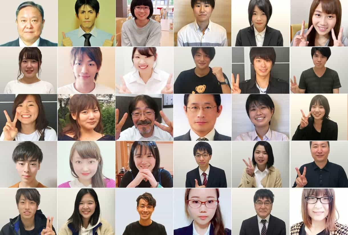 九州家庭教師協会の講師たち